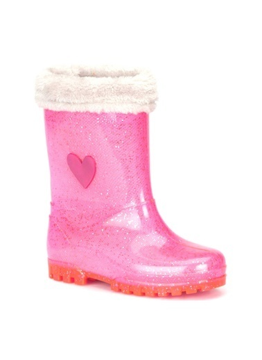 Pink Step Bot Fuşya